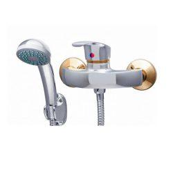 Alfa-Gold zuhany csaptelep zuhanyszettel