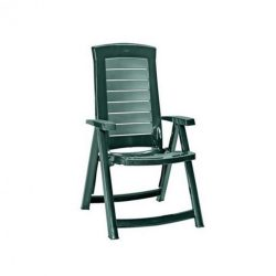 Aruba összecsukható műanyag kerti szék