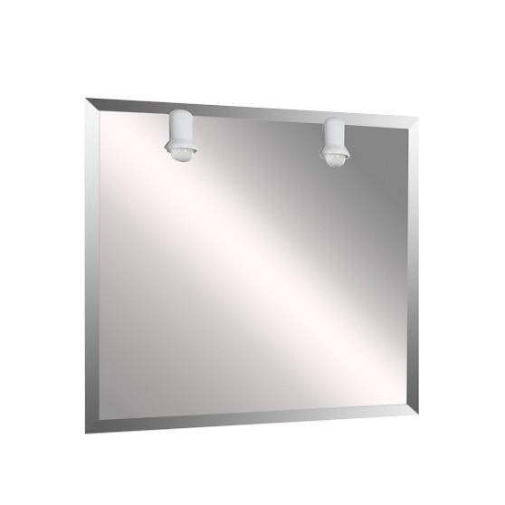 Sanotechnik Aloe 90 tükör normál világítással