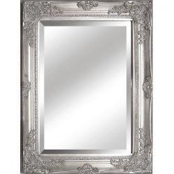 MALKIA TYP 6  tükör Elegáns ezüstözött kerettel