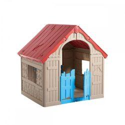 Foldable play house összecsukható műanyag játékház