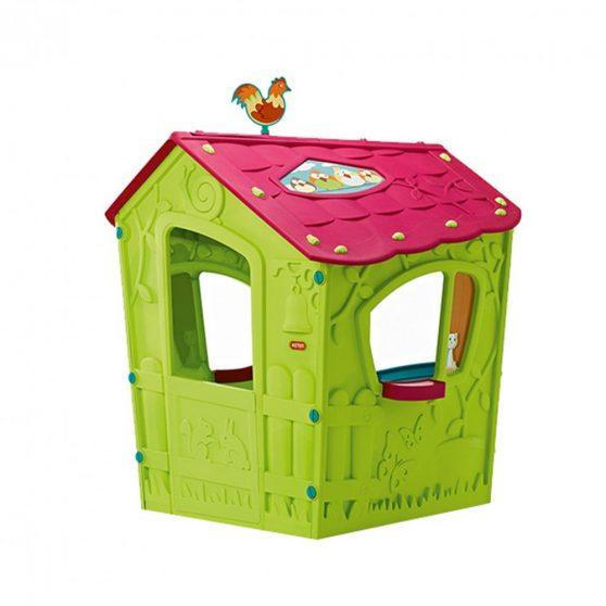 Magic playhouse müanyag kerti játékház