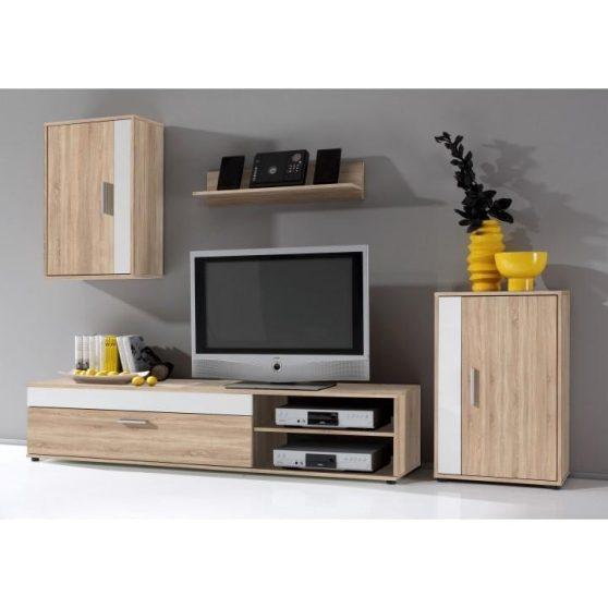 Asole komplett nappali szekrénysor