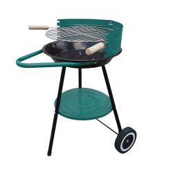 MIR276 könnyű hordozható szenes grill