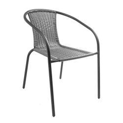 Herkules 2 kerti szék szürke