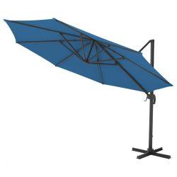 Kazuar kék kerti napernyő 3 M