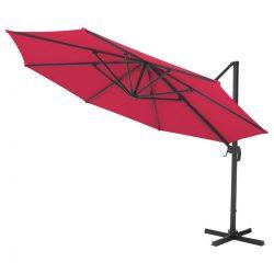 Kazuar fukszia kerti napernyő 3 M