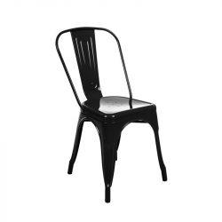 Hugo kerti szék fekete