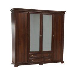 KORA 4-ajtós szekrény samoa king