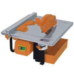 Burkolólap és csempevágó 450W, 180mm, asztalméret 330x360mm
