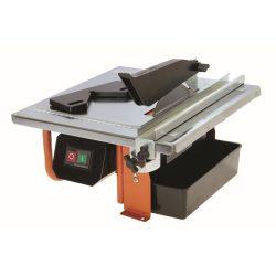 Burkolólap és csempevágó 600W, 180mm, asztalméret 330x360mm
