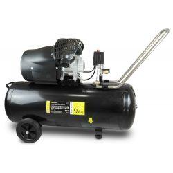 Olaj kompresszor V, 100L, 2,3kW, 412L/min. 8bar