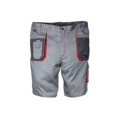 Védő rövidnadrág, szürke, anyagsúly: 190 g/m2, 20% poliészter, 80% gyapjú