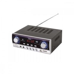 Multimédia erősítő, 2x40W, BT-FM-MP3