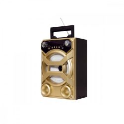 Hordozható multimédia hangszóró