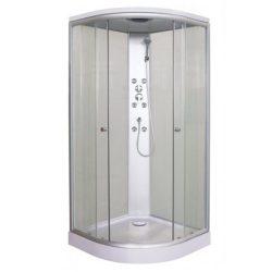 Punto hidromasszázs zuhanykabin - Quick Line változatban