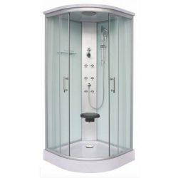 Rumba hidromasszázs zuhanykabin - Quick Line változatban