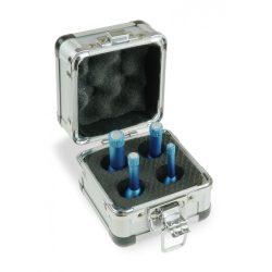 Gyémánt koronafúró Vacuum brazed 4db: 6,8,10,12mm