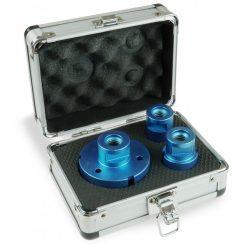 Gyémánt koronafúró Vacuum brazed 3db: 28,35,68mm