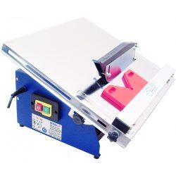 Burkolólap vágó 450W, 180mm, 0,45kW, asztalméret 390x385mm