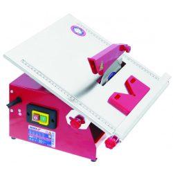 Burkolólap vágó 450W, 180mm, asztalméret 390x385mm