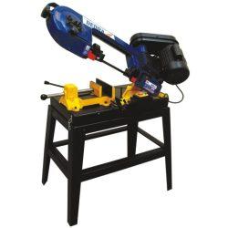 Fémvágó asztali szalagfűrész 550W, szalagméret 1640x65x13mm,