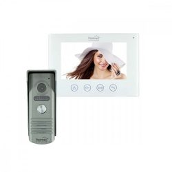 WIFI SET Smart videokaputelefon-szett, 7 colos LCD monitorral