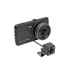Menetrögzítő kamera tolatókamerával