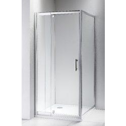 Elegant A617 szögletes zuhanykabin