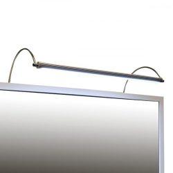 FROMT LED-es tükör mögé tehető világítás, 18,5x15,8 mm, alu, 5500K hossz:47 cm 510