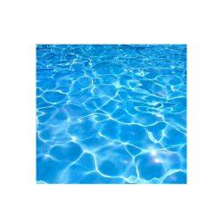 Lagoon medencefólia swirl vízmintás D360x110