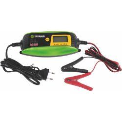 FDAN 12002 Autós akkumlátor töltő 6V/12V