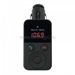 FM modulátor és Bluetooth