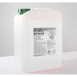 Zazu Alkoholos kéz és felületfertőtlenítő 5 L