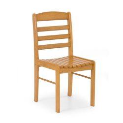 Bruce fa étkező szék