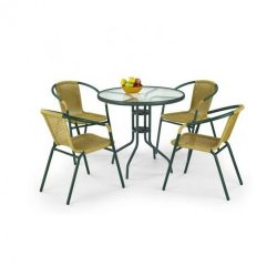 Grand 4+1 kültéri bútor garnitúra