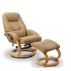 Matador relax és masszázs fotel lábtartóval