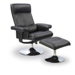 Dayton relax fotel lábtartóval