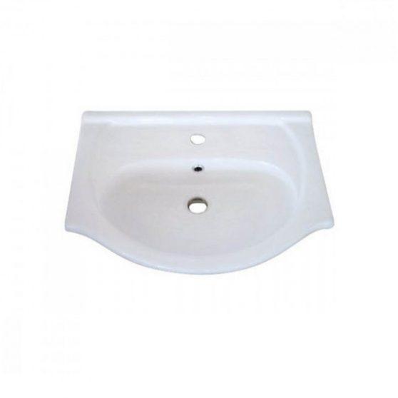 HCB szárnyas kerámia mosdó