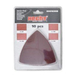 Hecht 0001630B csiszolópapír (10db)