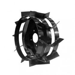 Hecht 000722 acél körmöskerekek 2 db