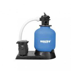 Hecht 302016 16-os homokszűrős vízforgató előszűrővel 7,9 m3/h