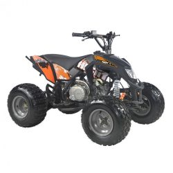 Hecht 54125Black benzinmotoros quad 125 ccm