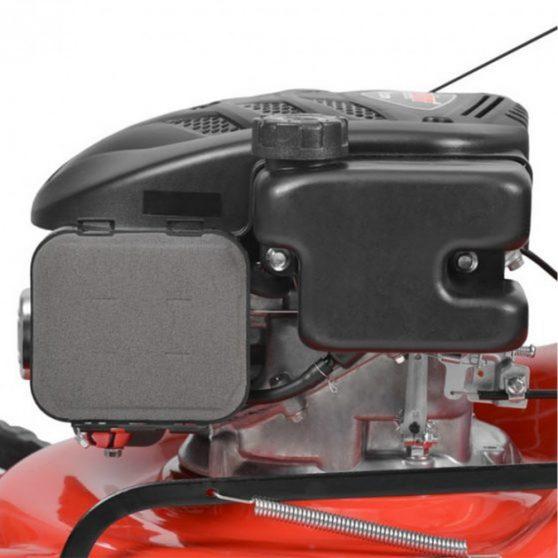 Hecht 546 SX benzinmotoros önjáró fűnyíró