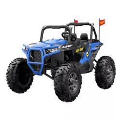 Hecht 55999 blue akkumulátoros gyerek autó