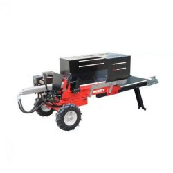 Hecht 6212 benzines, vontatható rönkhasító, 4-Ütemű motorral