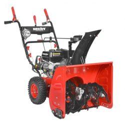 Hecht 9661 SE kétfokozatú önjáró benzinmotoros hómaró
