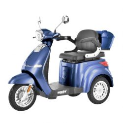 Hecht citismaxblue akkumulátoros robogó kék