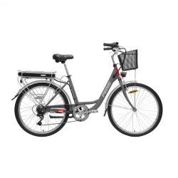 Hecht Prime Shadow Elektromos kerékpár kosárral