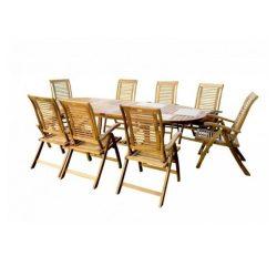 Hecht Royal set kerti bútor garnitúra